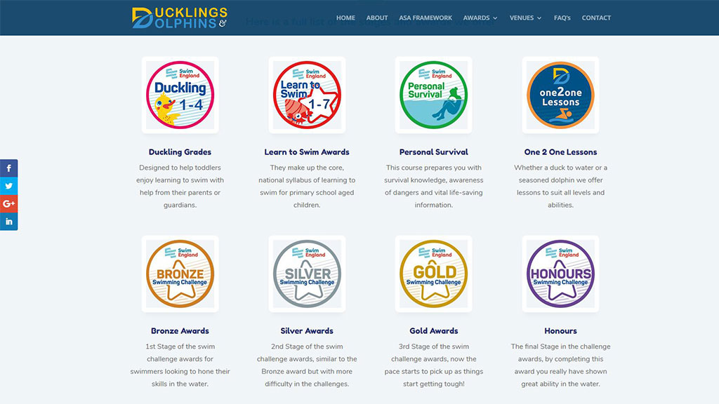 Ducklings-and-Dolphins-Home-Page-Awards